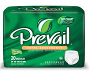Prevail incontinence underwear